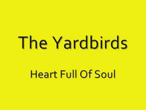 The Yardbirds - Heart Full Of Soul - 1965