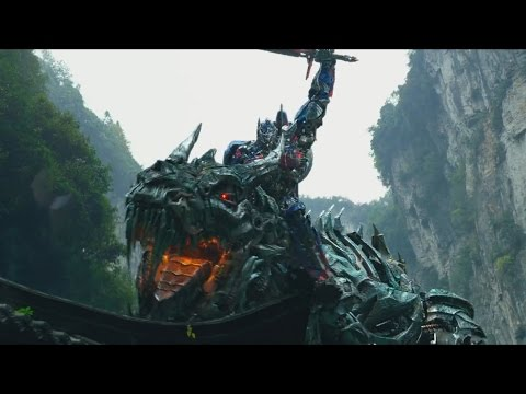 Battle Cry - Transformers: Age of Extinction Music Video (Imagine Dragons)
