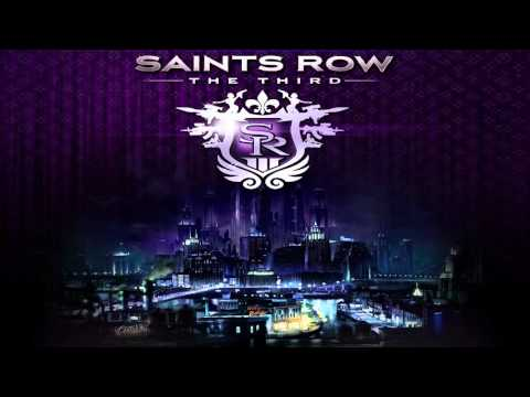 Saints Row : The Third OST (Kanye West Ft. Dwele - Power) HQ