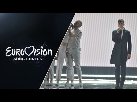 Loïc Nottet - Rhythm Inside (Belgium) - LIVE at Eurovision 2015: Semi-Final 1