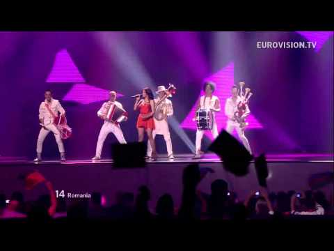 Mandinga - Zaleilah - Live - Grand Final - 2012 Eurovision Song Contest