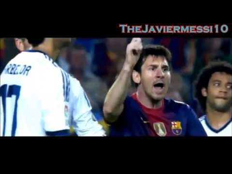 "Lionel Messi - ""Never Be Alone"" (Remix) (Deepside Deejays) 