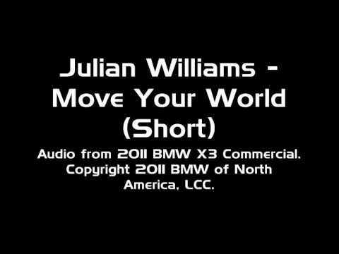 Julian Williams - Move Your World (Short)