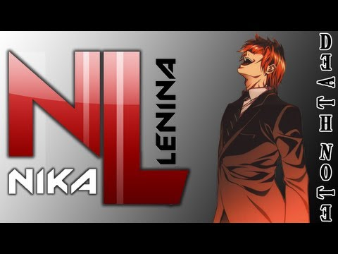 Death Note / ED №1 (Nika Lenina Russian Version)