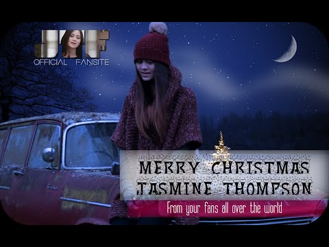 Merry Christmas Jasmine Thompson From Your Fans All Over The World