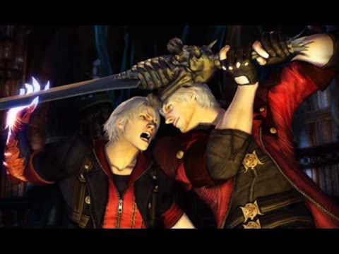 Devil May Cry 4 shall never surrender (Full song)