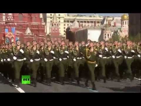 Victory Day in Moscow 2014 (Red Alert 3 Theme - Soviet March)
