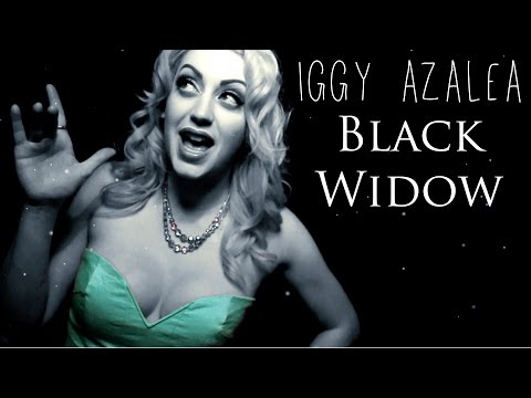 Iggy Azalea - Black Widow (Cover By The Animal In Me)