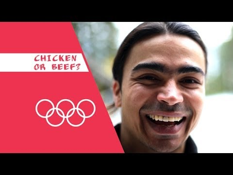 Chicken Or Beef? Ft. Shiva Keshavan